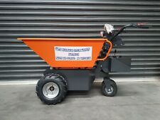 eletric power barrow rechargable hydraulic tipp 500kg pay load