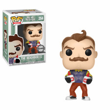 Figurine Funko Pop! Games Hello Neighbor 264 The Neighbor with Glue Exclusive