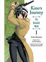 Kino's Journey the Beautiful World 1, Paperback by Sigsawa, Keiichi; Shiomiya...