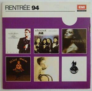 RENTRÉE 94 (GEORGE MICHAEL, STANSFIELD, ETERNAL) 6 TITRES ♦ CD SINGLE PROMO ♦