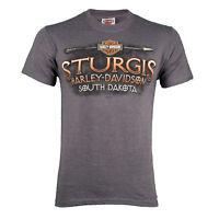 Sturgis Harley-Davidson® Men's Arrowhead Short Sleeve T-Shirt