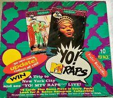YO! MTV RAPS YOU PICK SINGLE TRADING CARDS #1-100  PRO SET 1991