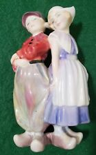 Royal Doulton Figurine - Willy Won'T He - Hn2150