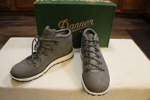 NIB Danner 32533 Men's Tramline 917 Gray Boots Size 12 New in Box