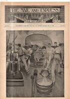 1898 Mail & Express May 21 - Tampa Camp; Porto Rico; Philippines;Cuba;R Coughlan
