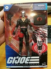 GI Joe Classified Series DESTRO NEW SEALED 6 inch action figure in Hand  USA