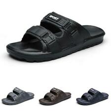 Summer Mens Beach Walking Slippers Shoes Cut out Slingbacks Sports Flats Casual