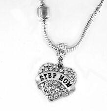 Step mom jewelry Stepmom necklace jewelry Step mother chain stepmother present