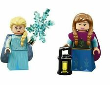 LEGO Disney 2 (71024) Collectible Minifigures FROZEN ELSA & ANNA - NEW