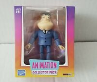 The Loyal Subjects Fox Animation Stan Smith American Dad Original Action Figure