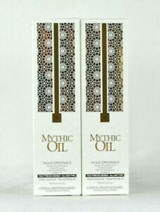 2x 100ml Loreal Mythic Oil Huile Originale