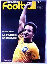 FRANCE FOOTBALL du 15//12//1981; Jean Louis Zanon// Histoire mondial Français