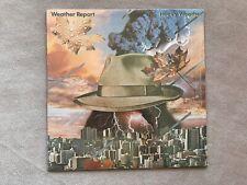 Weather Report: Heavy Weather, Vinyl, Columbia, PC34418, NM