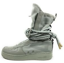 Nike SF Air Force 1 HI Men's Sage High Top Lifestyle Boots AA1128-201 Size 10