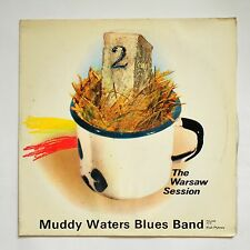MUDDY WATERS BLUES BAND – THE WARSAW SESSION LP NM