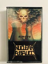 Nuclear Assault - Survive Cassette Tape - Buy 4 Tapes & Save 20%!
