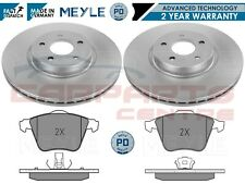 FOR FORD FOCUS 2.5 ST 225 2005-2012 FRONT MEYLE PD COATED BRAKE DISCS PADS 320mm