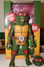 NECA Teenage Mutant Ninja Turtles - Super Size Raphael (Cartoon) 1/4th Scale Act