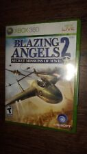 Blazing Angels 2: Secret Missions of WWII (Xbox 360, 2007) ***LN***COMPLETE***