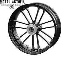 18x5.5 KNOCKOUT 180 FAT TIRE FRONT WHEEL for HARLEY DAVIDSON TOURING