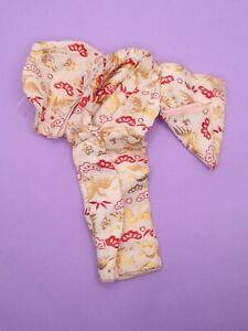 Vintage Barbie Skipper Kimono Japanese Exclusive - Kimono EXTREMELY RARE