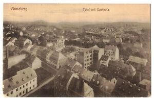 Ak Annaberg Total mit Buchholz 1922 !