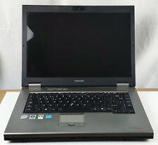 PORTATIL TOSHIBA TECRA A10-14Y / CORE 2 DUO P8600 / 4GB RAM / 160GB HD LAPTOP