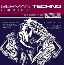 German Techno Classics 2-The History of Boy Records New Scene, O, Naomi.. [2 CD]
