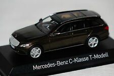 Mercedes C-Klasse T-Modell 2014 braun met. 1:43 Norev  neu & OVP 351322