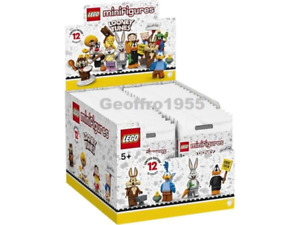 LEGO Looney Tunes Minifigures 71030 Series Factory Sealed box of 36 - PRE ORDER