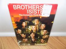 Brothers & Sisters - The Complete Third Season (DVD, 2009, 6-Disc Set) BRAND NEW