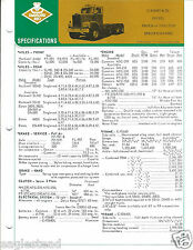 Truck Brochure - Diamond Reo - C-9264D / DL - c1974  (T1431)