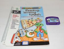 Leap Frog LeapPad Plus Writing Reading Writing & Math Book Cartridge Pre K - 1st