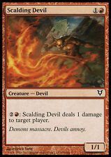 MTG 4x SCALDING DEVIL - DIAVOLO INCANDESCENTE - AVR - MAGIC
