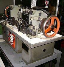 "MGZ Model FX3 Foxtail Chain Making Machine - .048"" x .070"" Finished Chain"