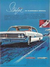 1962 Oldsmobile Olds Starfire 2-Door PRINT AD