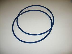 2 BLUE MAX ROUND DRIVE BELTS FOR DREMEL 730 BELT DISC SANDER