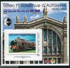 Bloc CNEP N° 64  Salon d'automne à Champerret Novembre 2013 NEUF **  LUXE