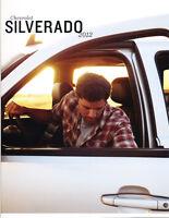 2012 Chevy Chevrolet Silverado Truck 36-page Original Sales Brochure Catalog