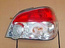 Subaru Impreza WRX Passenger's Right Tail Light Brake Lamp Lens OEM 2006 - 2007