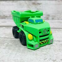 Hasbro Transformers Robot Heroes Rescue Bots Boulder Dump Truck Action Figure
