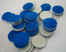 Sample Vial, Blue PTFE/white silicone septa, Pre-slit, for 2mL 8-425 screw top
