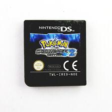 Original Nintendo Ds Spiel Pokémon Schwarze Edition 2 ohne Ovp ohne Anleitung #B