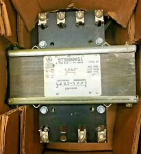 NEW Industrial Control Transformer, 9T58B0051, 0.750 KVA,  220-480V x 110-120V