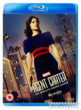 MARVEL'S AGENT CARTER Season 2 [Blu-ray Set] The Complete Second Season ABC Two