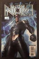 Nova #8 2007 2008 first printing Marvel Comic Book 1st Appearance of Cosmo