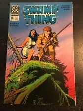 Swamp Thing#86 Incredible Condition 9.0(1989) Yeates Art!!