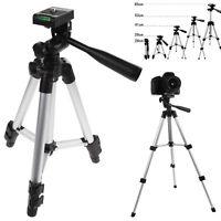Professional Folded Travel Tripod Digital Camera Camcorder Video for Canon Nikon