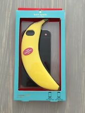NIB Kate Spade Top Banana iPhone 6 Silicone Case