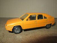 19Q Norev Jet Car 895 France Citroën Bx Orange 1:43 Série 800 Luxe